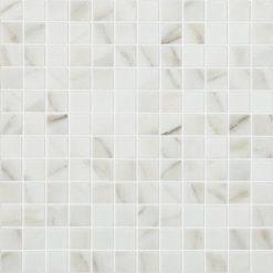 M² Mosaïque impression marbre calacatta