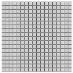 M² Mosaïque Steel Silver