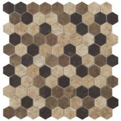 Mosaïque Hexagonale